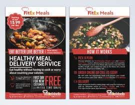 morfinamc tarafından Design a Flyer For FitEx Meals için no 41