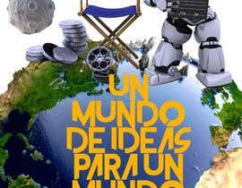escarpia tarafından Diseña un flyer para el posgrado en diseño 3d, cine y animación digital için no 19
