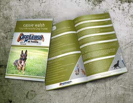 stylishwork tarafından Design a Brochure for Off Leash K9 Training, Central MN -- 2 için no 8