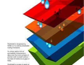 nº 13 pour Design an Advertisement for Roofshield 2014 par MOHR