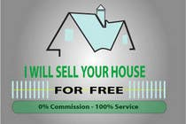 Graphic Design Конкурсная работа №35 для Logo Design for I Will Sell Your House For Free