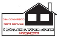Graphic Design Конкурсная работа №222 для Logo Design for I Will Sell Your House For Free
