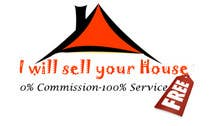 Graphic Design Конкурсная работа №207 для Logo Design for I Will Sell Your House For Free