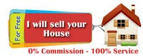 Graphic Design Конкурсная работа №112 для Logo Design for I Will Sell Your House For Free