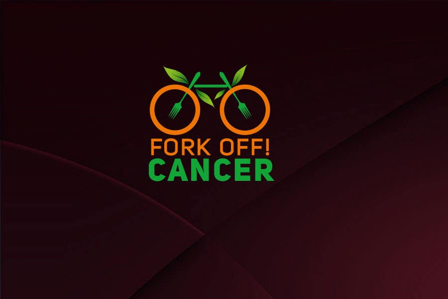 #35 for Design a Logo for Fork Off Cancer by finetone