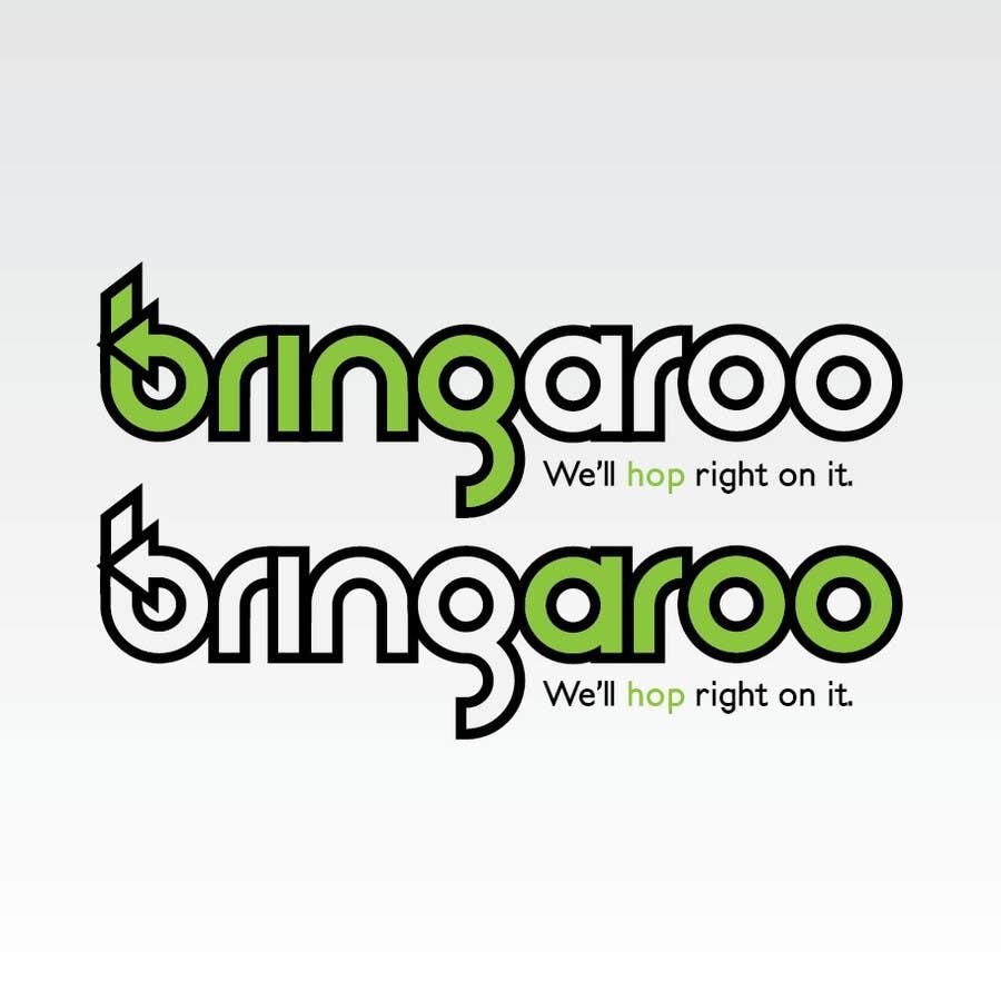 Contest Entry #330 for Logo Design for Bringaroo