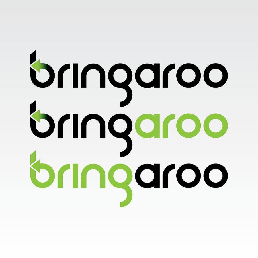 Contest Entry #329 for Logo Design for Bringaroo