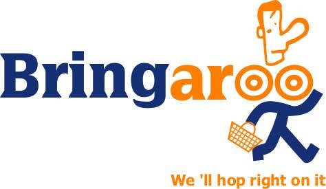 Kilpailutyö #370 kilpailussa Logo Design for Bringaroo