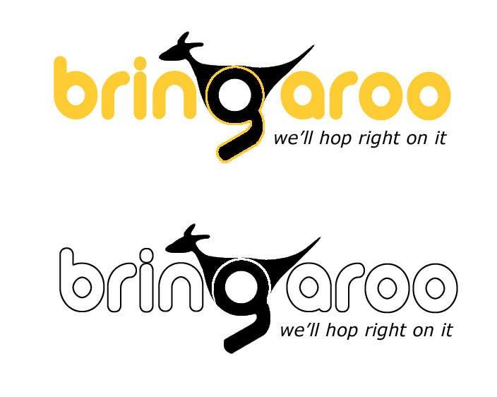 #293 for Logo Design for Bringaroo by kateplum