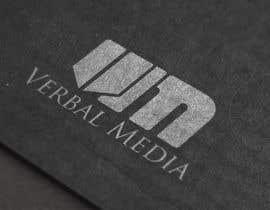 Partho001 tarafından Design a corporate logo for VerbalMedia için no 308
