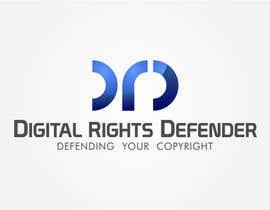 galihgasendra tarafından Design a Logo for Digital Rights Defender için no 91