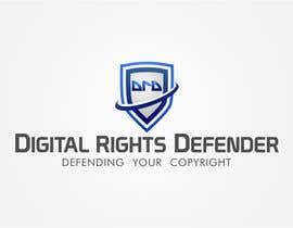 galihgasendra tarafından Design a Logo for Digital Rights Defender için no 96