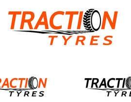 #99 untuk Design a Logo for Traction Tyres oleh beckseve
