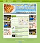 Graphic Design Contest Entry #19 for Website design for a business