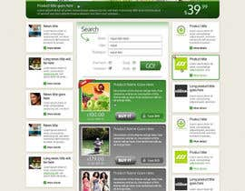 solidussnake tarafından Website design for a business için no 1