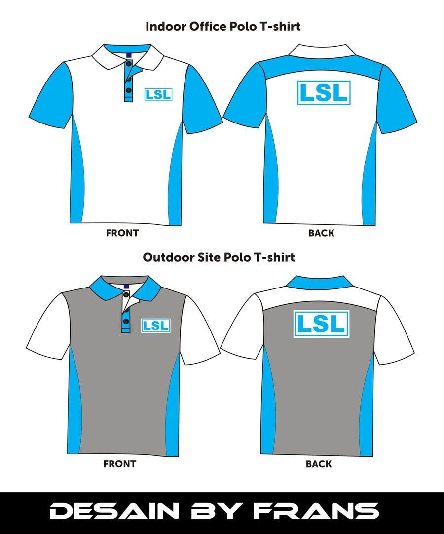 Design t shirt uniform - Contest Entry 16 For Design A Corporate Polo T Shirt For Company Uniform