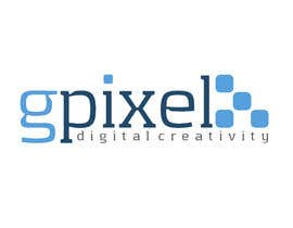 #294 pentru Logo Design for gpixel - digital creativity de către Atmoresamu