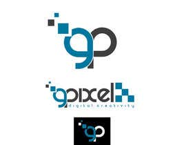 #57 pentru Logo Design for gpixel - digital creativity de către Atmoresamu