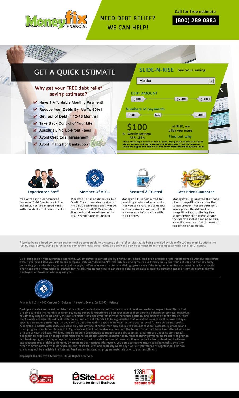 #6 for Design a Website PSD New design by Pravin656