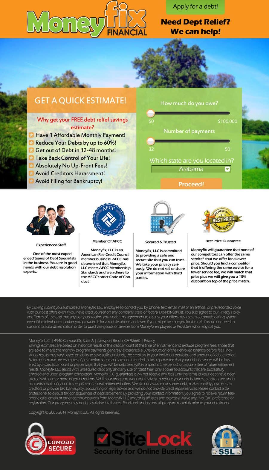 #8 for Design a Website PSD New design by toderascnd