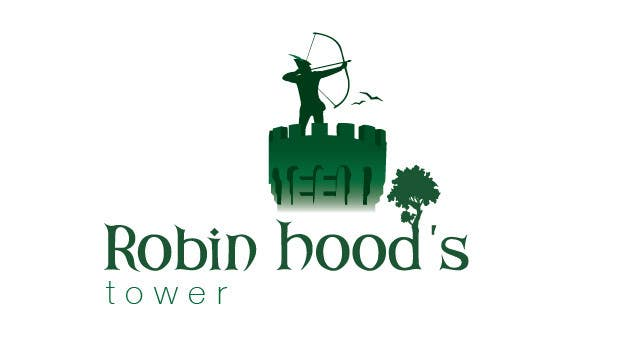 #25 for Design a Logo for Robin Hood's Tower by mohammadazem
