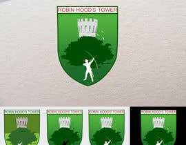 #36 for Design a Logo for Robin Hood's Tower by chibiriko