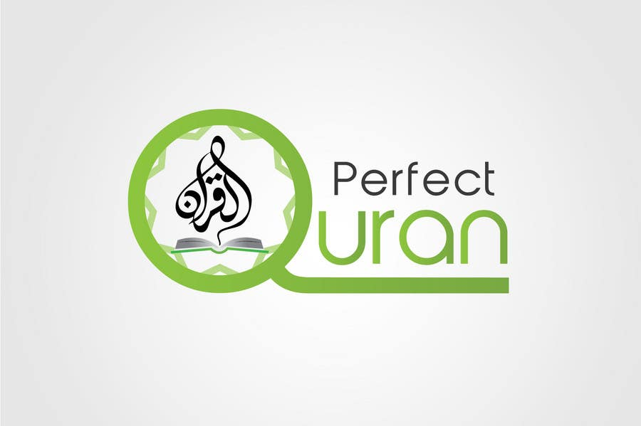 Entry #147 by AhmedTtaher for Logo Design for PerfectQuran ...
