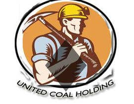 #106 pentru Logo Design for United Coal Holdings de către avikmuk25