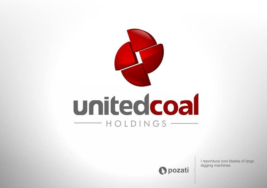 Inscrição nº                                         64                                      do Concurso para                                         Logo Design for United Coal Holdings