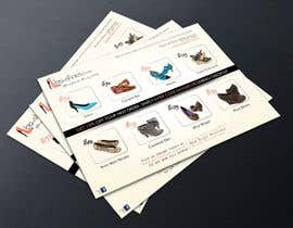 #58 untuk Brochure Design for Big On Shoes- Online Shoe Retailer oleh blowandflow
