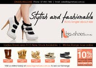 Graphic Design Contest Entry #72 for Brochure Design for Big On Shoes- Online Shoe Retailer