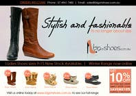 #57 for Brochure Design for Big On Shoes- Online Shoe Retailer by designerartist