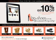 #110 for Brochure Design for Big On Shoes- Online Shoe Retailer by designerartist