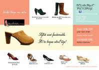 Graphic Design Конкурсная работа №63 для Brochure Design for Big On Shoes- Online Shoe Retailer