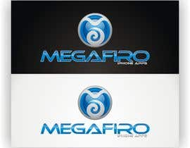 #361 para Create An Amazing Logo for MegaFiro Iphone Company por SamJoo
