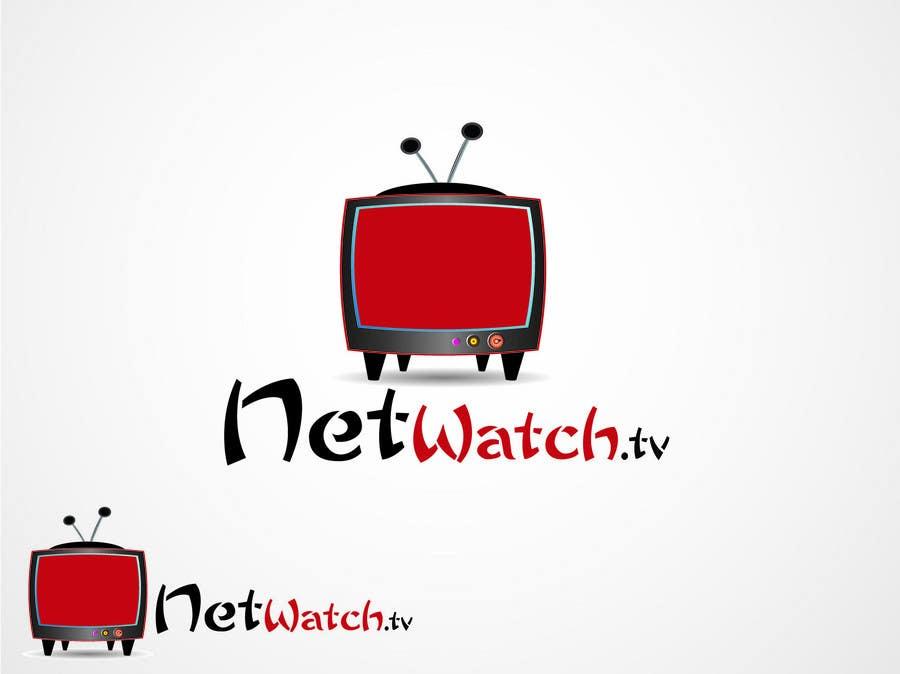 Inscrição nº                                         9                                      do Concurso para                                         Logo Design for NetWatch.TV