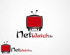 #9 for Logo Design for NetWatch.TV af khalidalfares