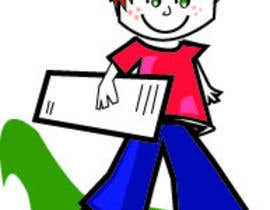 #3 for 2 vector cartoons of a young delivery boy by needanartist