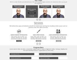 #58 untuk Design a MAGICAL Website Mockup oleh sharpBD