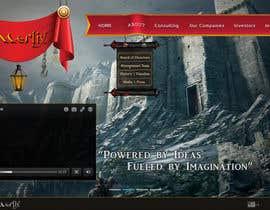 #24 untuk Design a MAGICAL Website Mockup oleh Moesaif