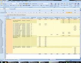 #7 untuk Excel Work oleh engrofood700