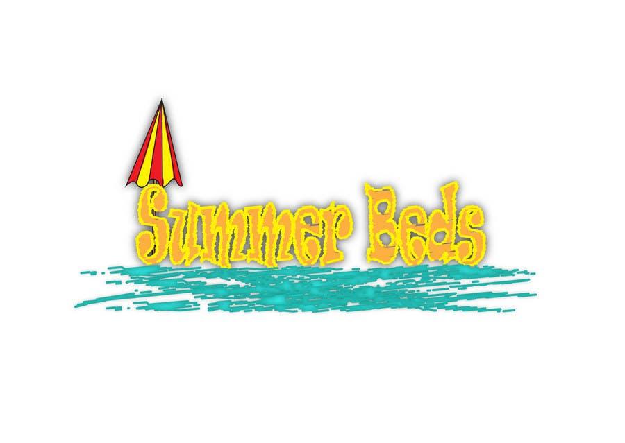 Inscrição nº 252 do Concurso para Logo Design for  Summer Beds