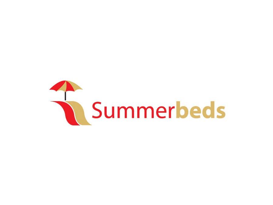 Proposition n°132 du concours Logo Design for  Summer Beds