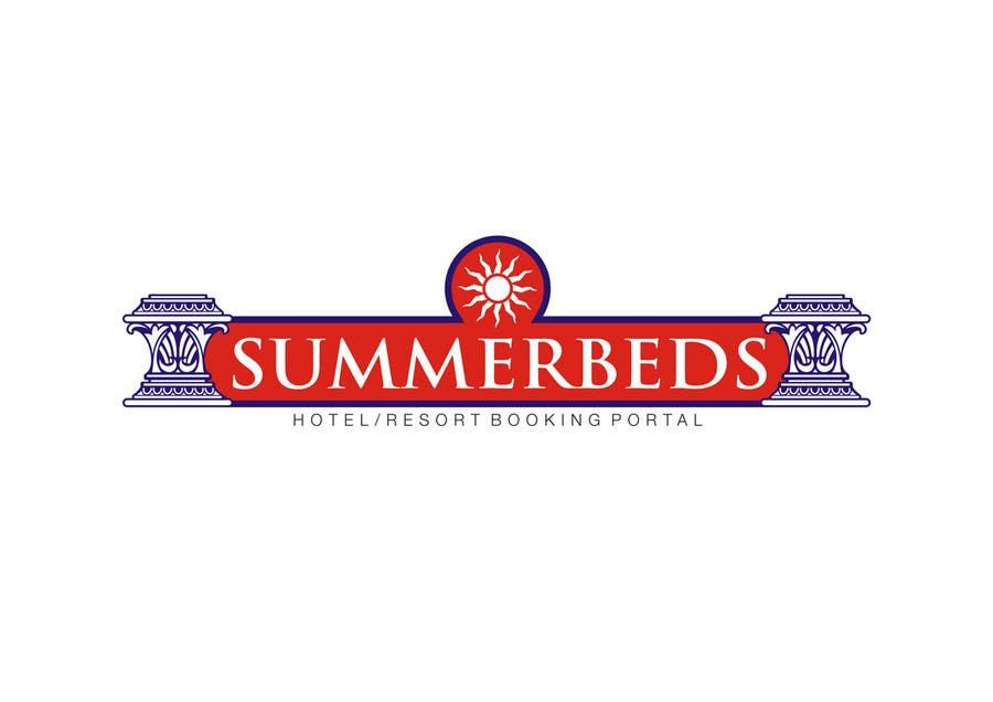 Konkurrenceindlæg #332 for Logo Design for  Summer Beds