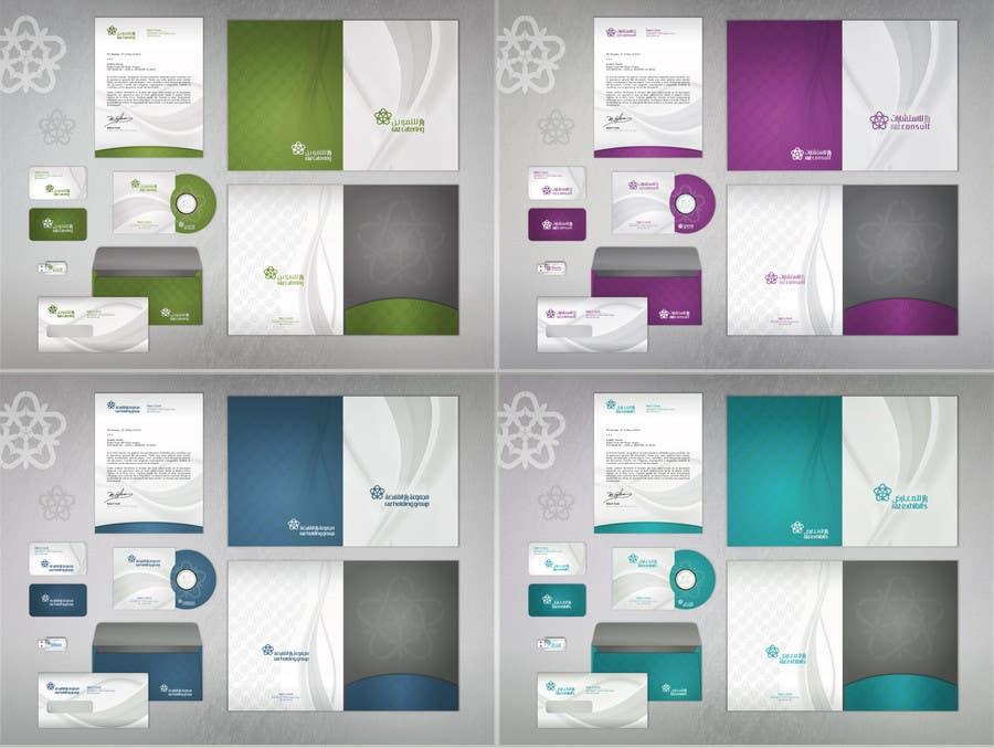 Proposition n°                                        109                                      du concours                                         Stationery Design for RAZ
