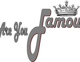 #35 for Design a Logo for #AreYouFamous af yoursony