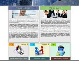 #15 untuk Website design oleh mishok123