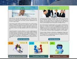 #17 untuk Website design oleh mishok123