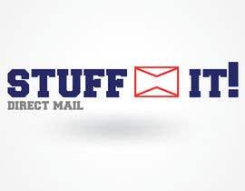 "SeparatorRecords tarafından Design a Logo for business named ""Stuff It! Direct Mail"" için no 15"