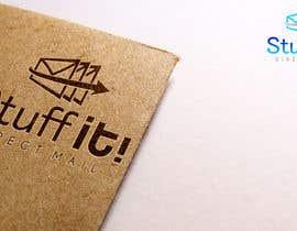 "AWAIS0 tarafından Design a Logo for business named ""Stuff It! Direct Mail"" için no 21"